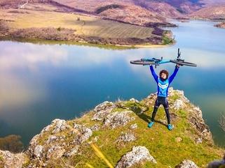 16-годишният Цветан, който ще обиколи България с колело