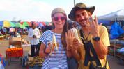 Пламена и Антон - приключения без покрив от Замбия до Чили