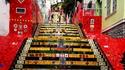 Стълбите Селарон в Рио де Жанейро (и българската следа)
