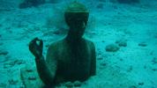 Гърция: Строят подводен музей със статуи от митове