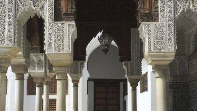Сенки от миналото - най-старата библиотека в света