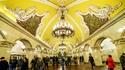 Московското метро – един подземен Версай