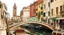 Венеция – мостът на юмруците