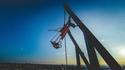 На ръба: най-високата люлка в Европа