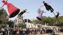 Фестивалът Ла Мерсе или как Барселона се сбогува с лятото