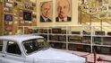 Музей с автомобилите от социализма в Пещера