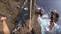Да ходиш по въже над океана от първо лице (видео)