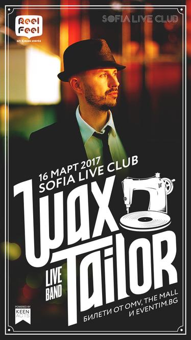 Концерт на Wax Tailor в Sofia Live Club