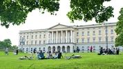 Защо да заведете детето си край Кралския дворец в Осло?