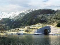 Кораб в тунела?! Норвегия строи първия в света воден тунел