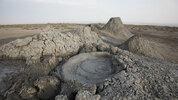 Чудесата на Земята: Калните вулкани в Азербайджан