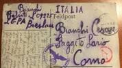 Картичка от нацистки концлагер най-сетне стигна до получателя си