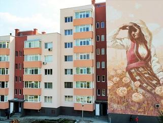 Легендата за Смеда оживява в красив графит в Смядово