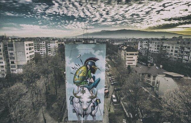 BOZKO: Мечтая да променя тъжния пейзаж от социализма