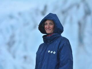 Изабела Шопова – една българка в Антарктида
