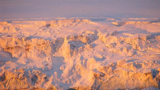 Най-студеното място на планетата - Антарктида на юг от разума