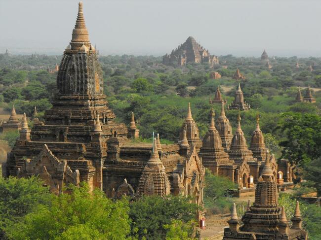 16 любопитни факта за Мианмар