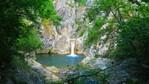 Сини вир – водопадът в сърцето на Котленския Балкан