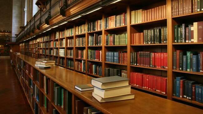 Най-големите библиотеки в света