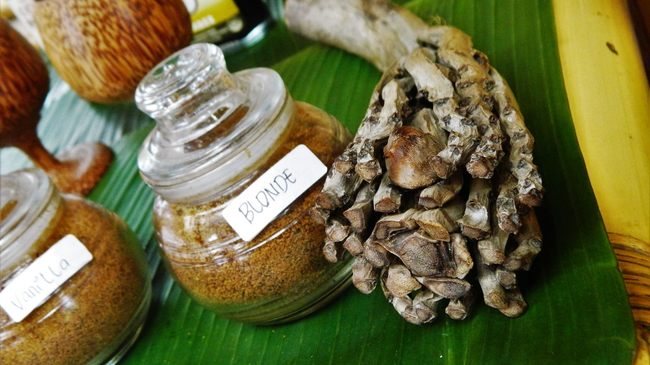 Шоколад от Бали - щастие в пакетче