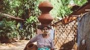 Хората на Мианмар (ВИДЕО)