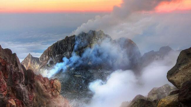 12 от най-величествените вулкани в света