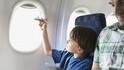 Деца в самолет - 10 съвета за спокойно пътуване
