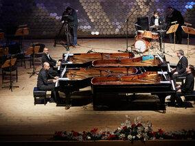 Четиримата пианисти отново на сцената на НДК