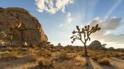 Мястото, на което се събират две пустини (видео)