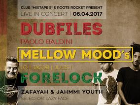 DUBFILES в клуб Mixtape 5