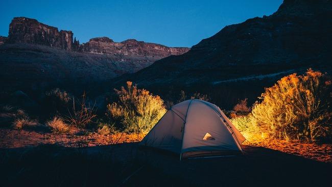 Избери палатка според това какъв пътешественик си
