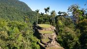 1200 каменни стъпала водят до Изгубения град