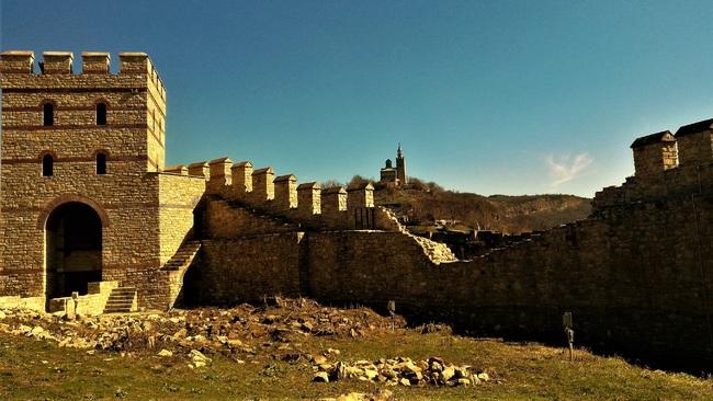 Крепостта Трапезица в Търново е отворена за посещения
