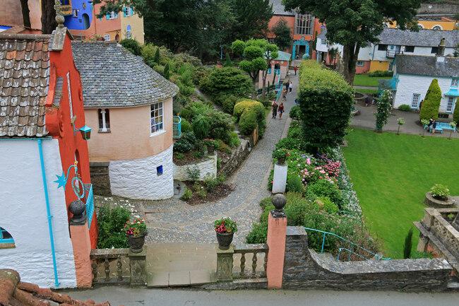 Да си построиш село с полъх от Италия