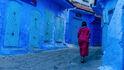 Тези снимки на синия град ще ви хипнотизират