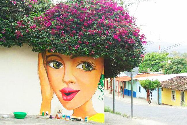 Когато въображението превръща улиците в изкуството (галерия)