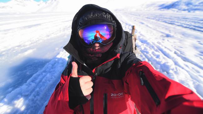 Как едно момиче сбъдна мечтата си и се озова в Гренландия