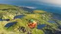 Изумително видео: Полет над Седемте Рилски езера