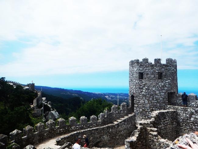 Синтра - бижуто на Португалия