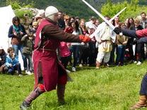 Средновековен фестивал в Червен