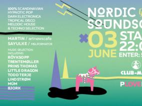24 часа скандинавска и електронна музика в Пловдив