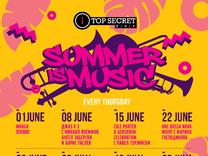 Музикален сезон на джаза Summer is music