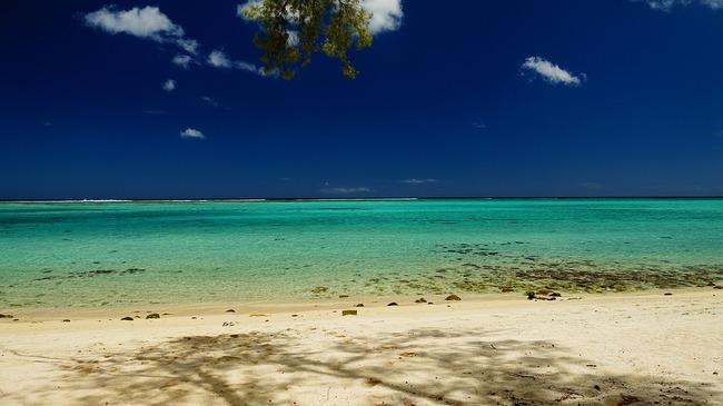Има ли древен континент под остров Мавриций?