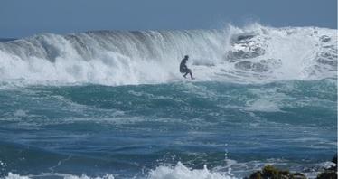 Презентация: Живот на сърф - от Бразилия до Чили