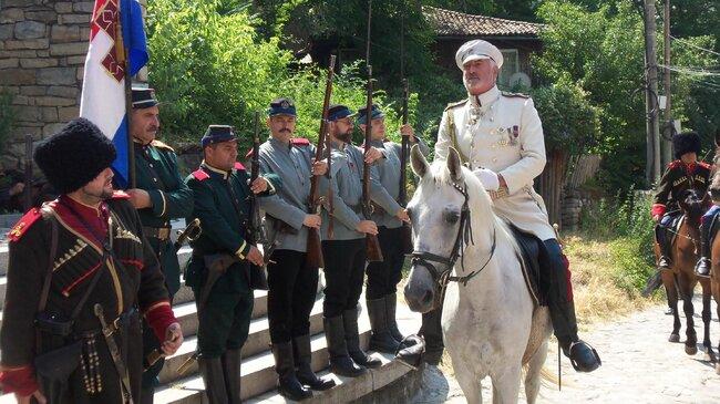 Празненства за 140-тата годишнина от Освобождението на Търново