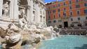 Забранява се яденето и пиенето около фонтаните в Рим
