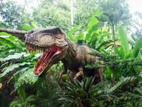 """Изложба """"Живите динозаври"""" във Варна"""