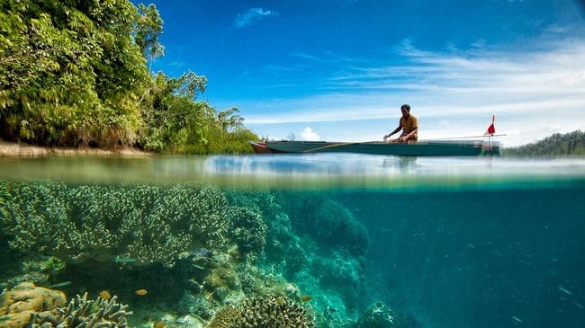 Пътувай от креслото: Обаятелната Индонезия