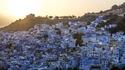 Синьото градче на Мароко