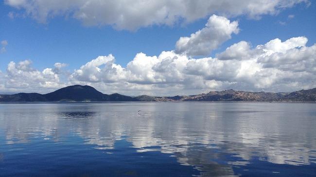 Езерото Бафа - красива природа и древна история